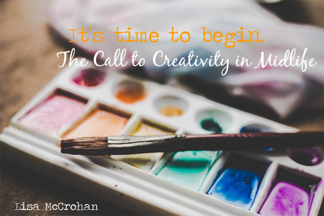 The Call to Creativity in Midlife