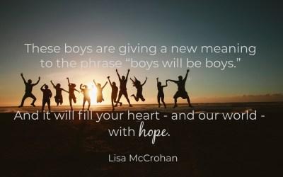 "The NEW ""boys will be boys"""