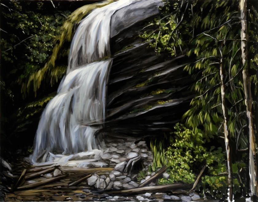 Landscapes Lisa Milroy