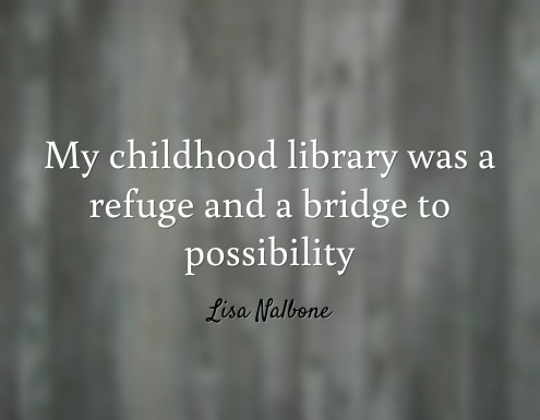 My Love Affair with Libraries