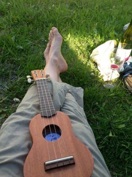 Adventures with Bridges in Ukulele, Learning, and Life.