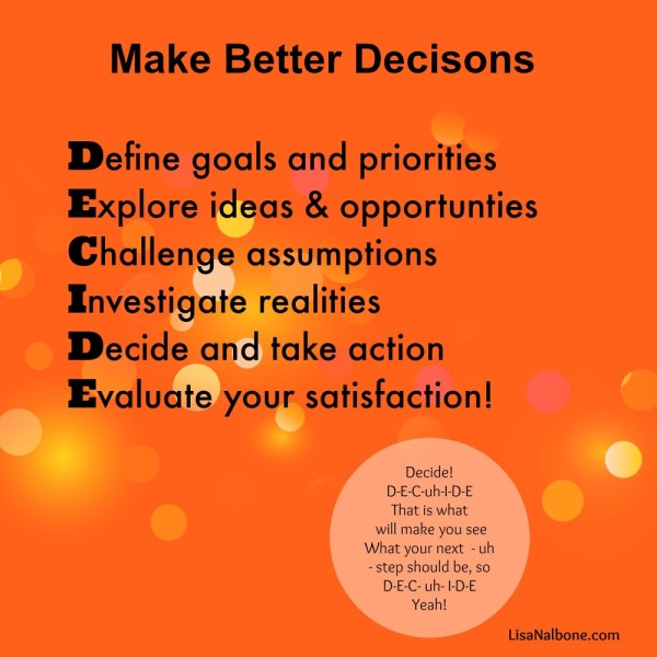 make.better.decisions