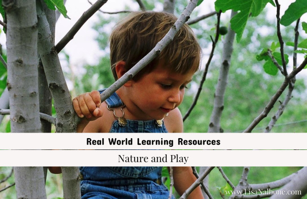 Nature is a Learning Resource