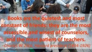 books are patient teachers quote at www.lisanalbone.com