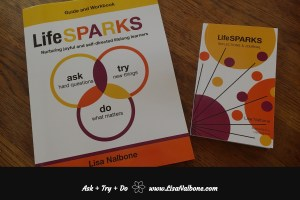 LifeSPARKS Books Provide Inspiration and Tools for Lifelong Learning