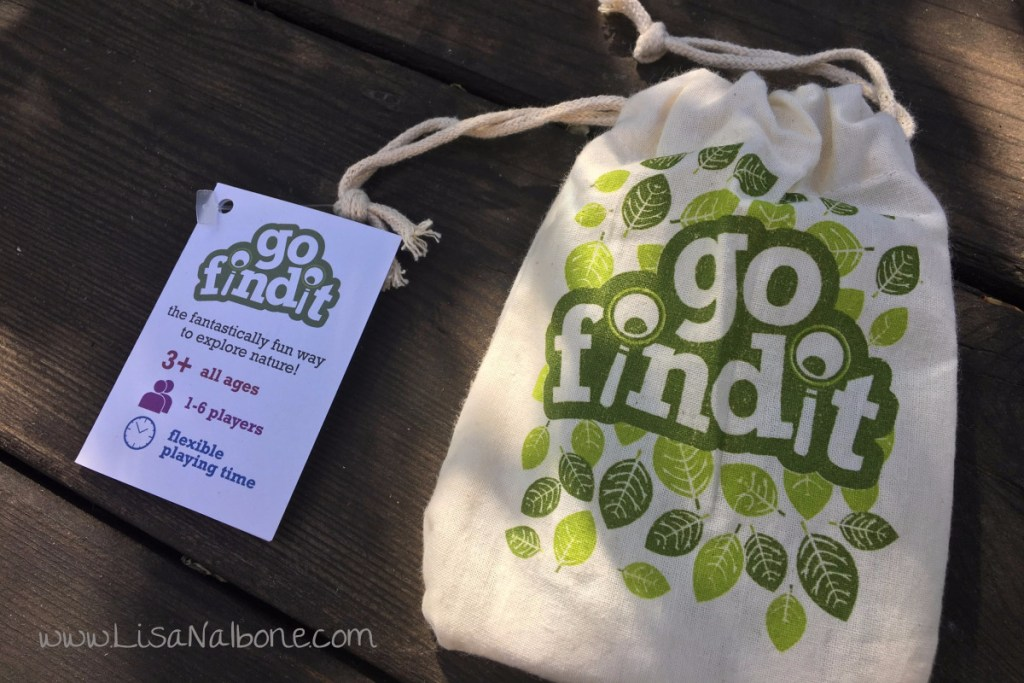 Review of GoFindIt, an Instant Natural Treasure Hunt Game
