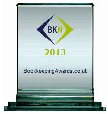 2013 bkn award