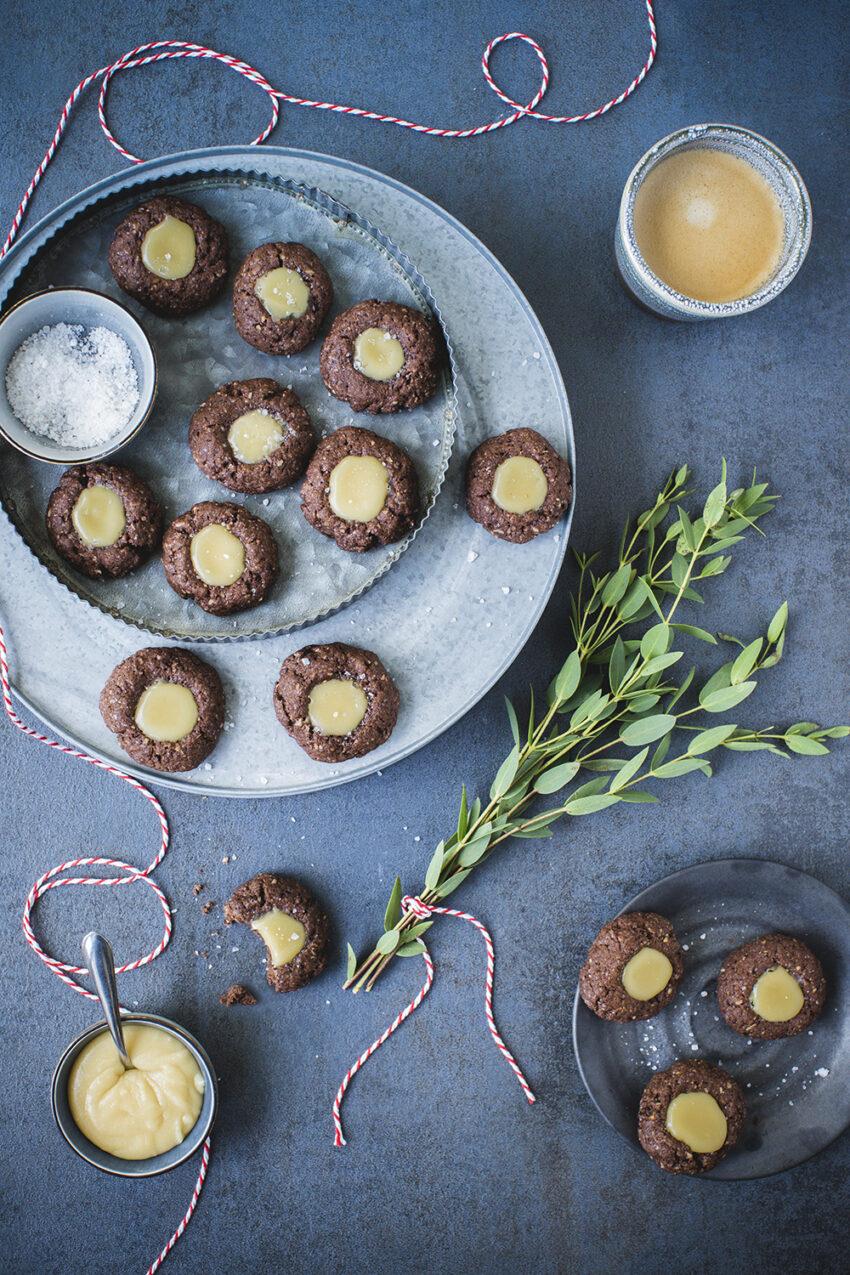 Karamell Schokokekse Lisa Nieschlag Food Fotografie