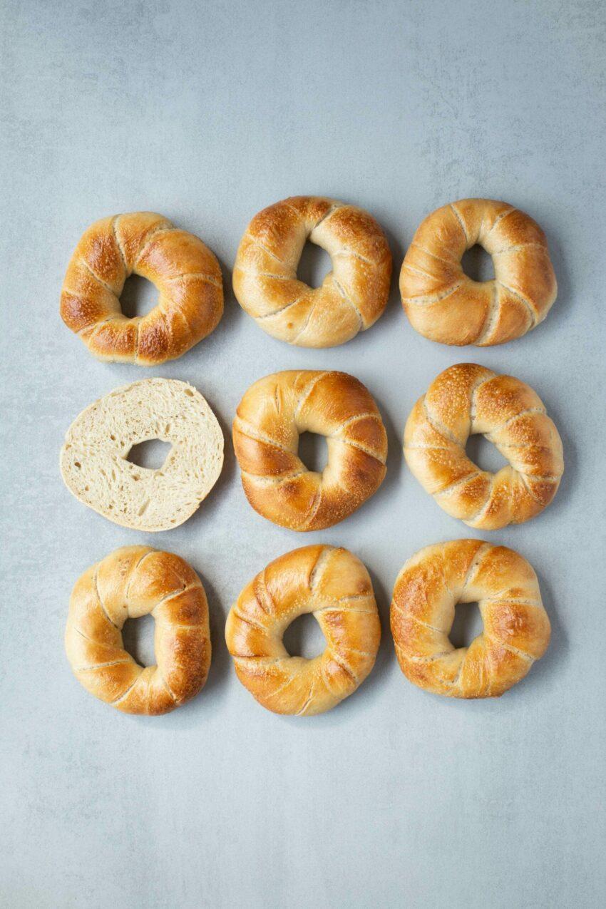 Bagels Lisa Nieschlag Food Fotografie