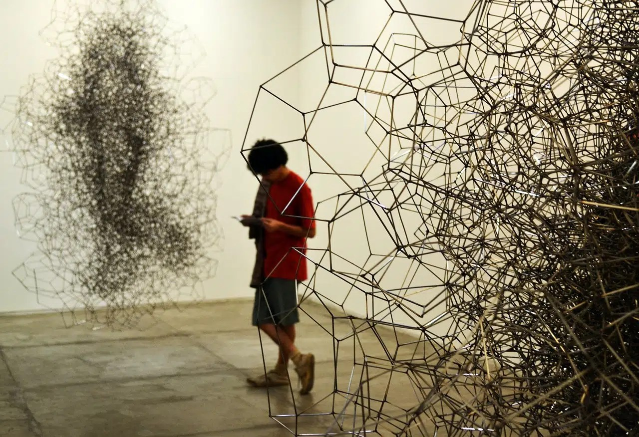 10 extraordinary art installations you need to see