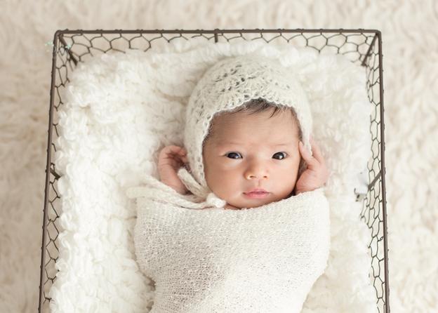 Beautiful Baby I | Newborn Photographer Toronto
