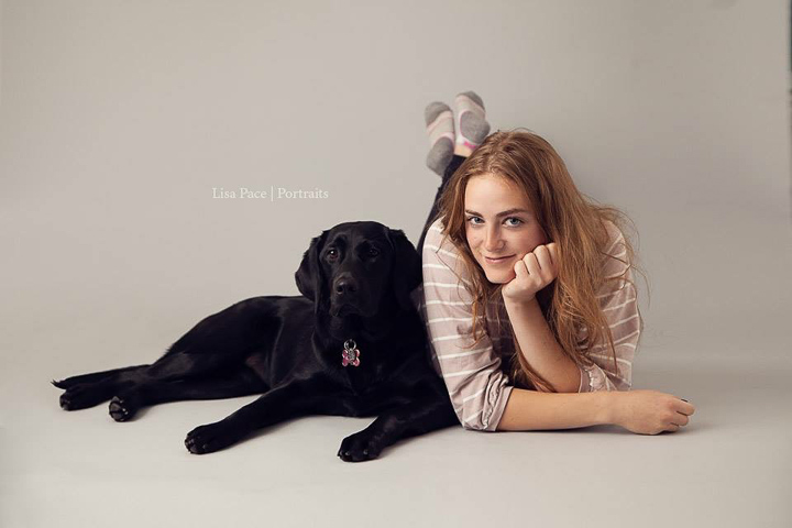 Fabulous Fall | CNIB Guide Dog Puppy