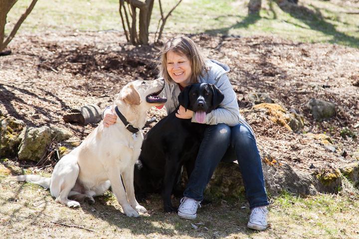 Saying Goodbye | CNIB Guide Dog Puppy