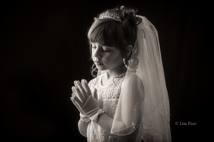 First Communion Photography | Woodbridge/Vaughan Photographer