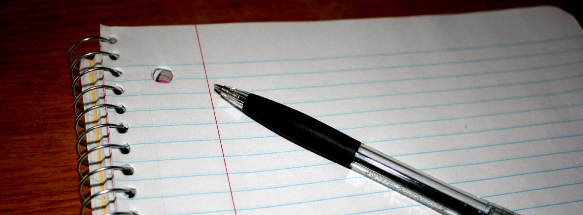 What's In Your Notebook? The Value of Lists for Writers