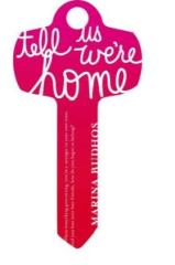 Tell Us We're Home book jacket