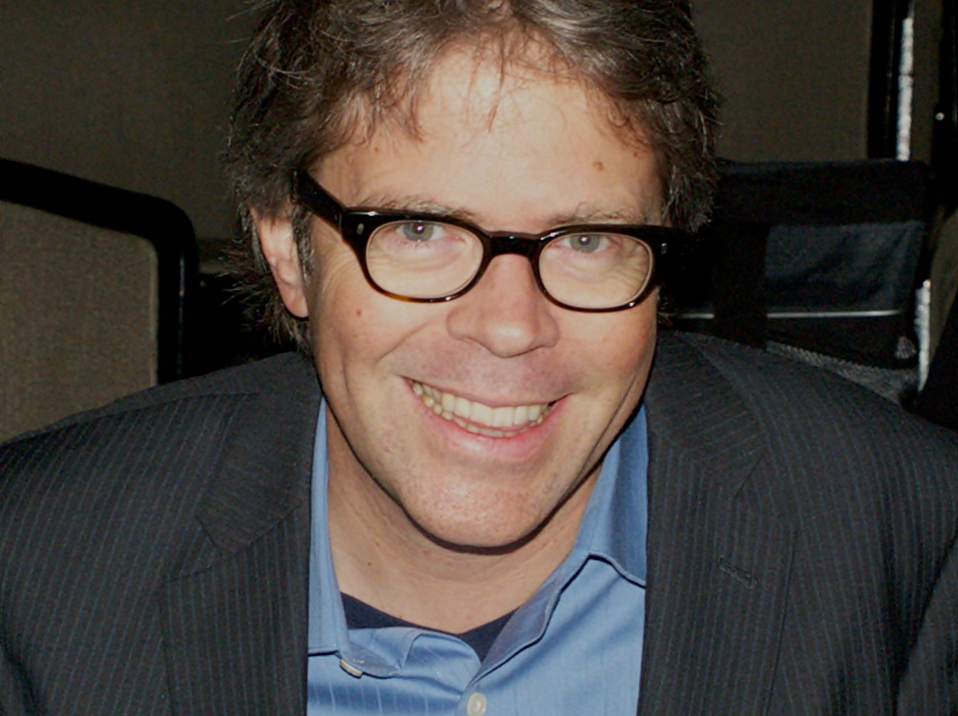 "Jonathan Franzen: ""The place of stillness"""
