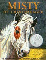 Misty of Chincoteague cover