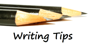 logo for Writing Tips