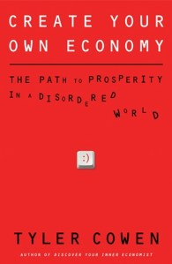 Book Cover for Create Your Own Economy