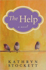 book jacket of The Help