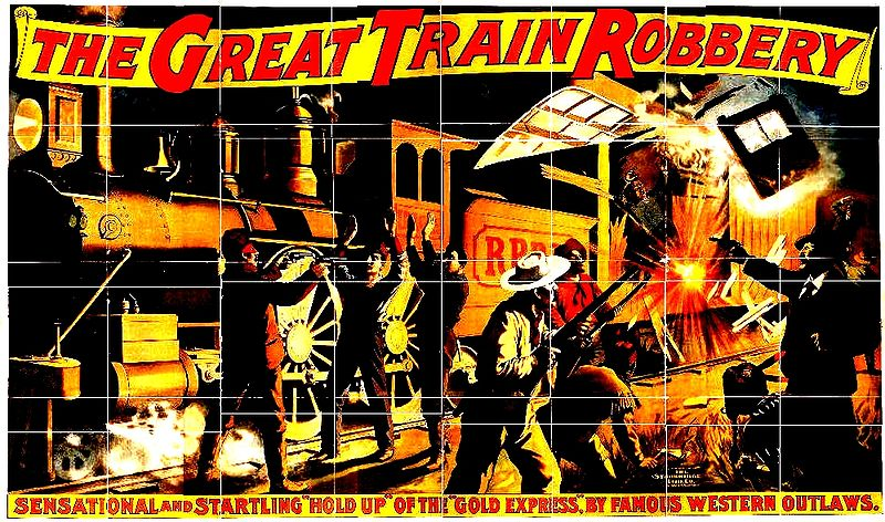 The History in Historical Fiction: The Great Train Robbery