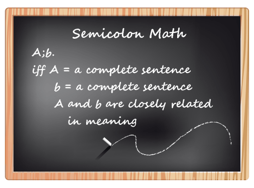Semicolon Math