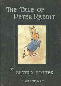 426px-Peter_Rabbit_first_edition_1902a