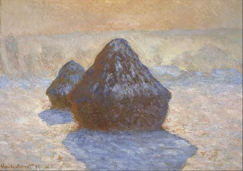 800px-Claude_Monet_-_Haystacks-_Snow_Effect_-_Google_Art_Project