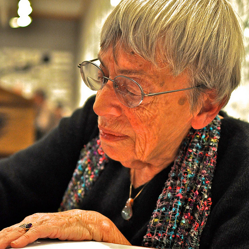 Ursula K. Le Guin on Submission and Rejection: It Never Stops