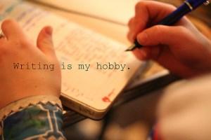 Writing Is My Hobby, by Charles J Danoff