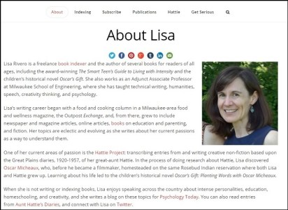 Blogs & Blogging Archives » Page 2 of 14 » Lisa Rivero