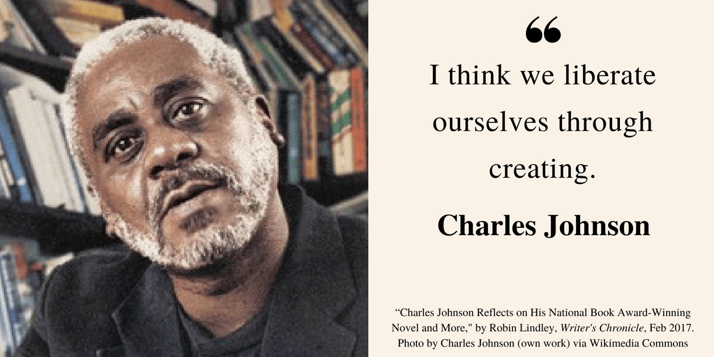 Charles Johnson Quotation