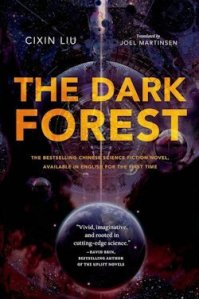 Book Cover: The Dark Forest