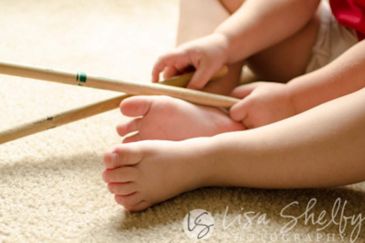 National Wiggle Your Toes & Kids Day