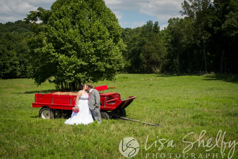 Erica + Ben's Wedding