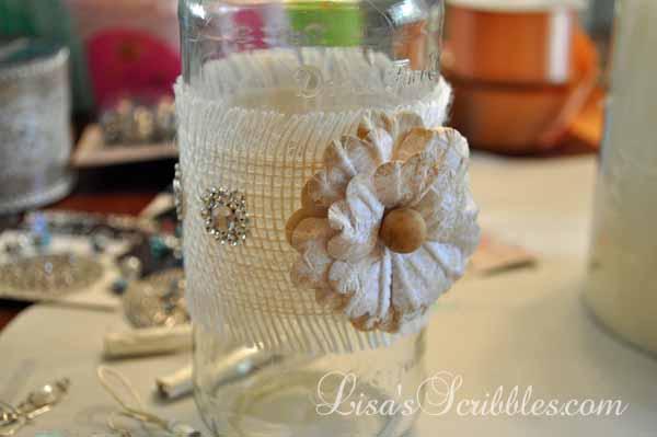 Glass Jar Upcycing016