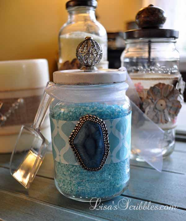 Glass Jar Upcycing036