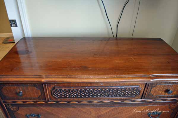 Dressers French Country Makeover003