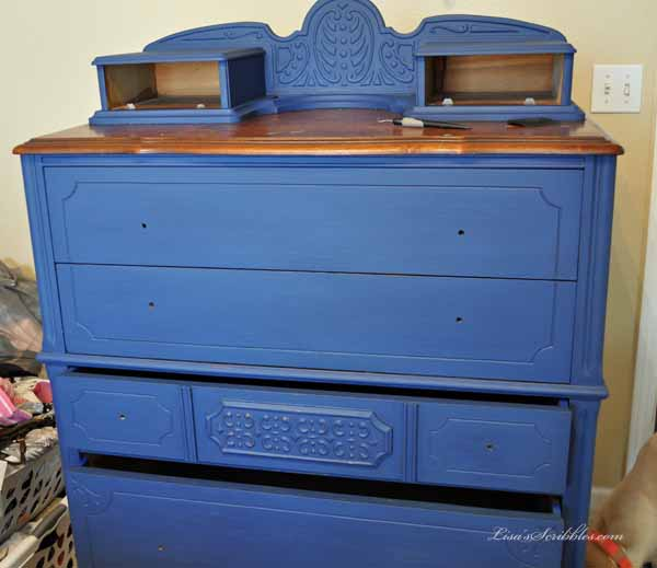 Dressers French Country Makeover025