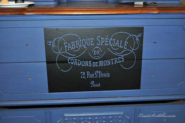 Lisa S Scribbles 187 Blog Archive One Jaw Dropping Dresser