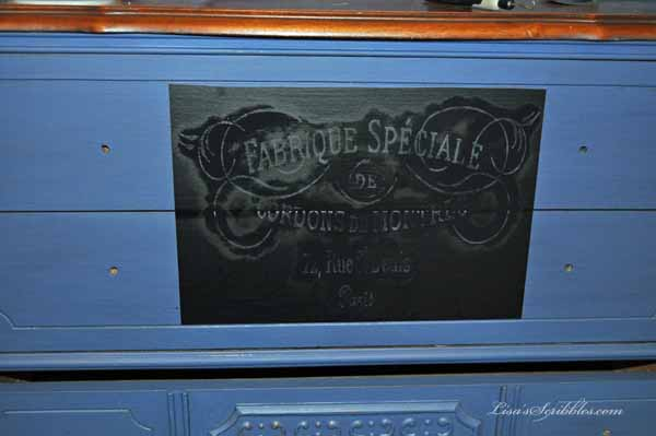 Dressers French Country Makeover034