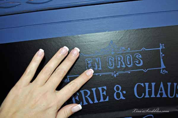 Dressers French Country Makeover036