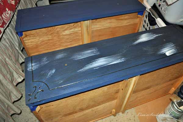 Dressers French Country Makeover051