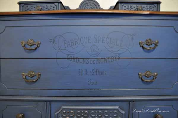 Dressers French Country Makeover060