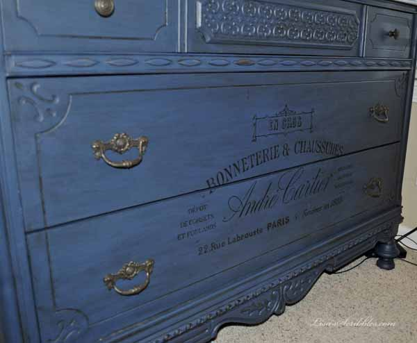 Dressers French Country Makeover074