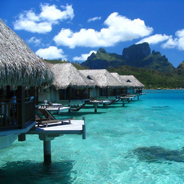 Sofitel Marara Beach Resort, Bora Bora