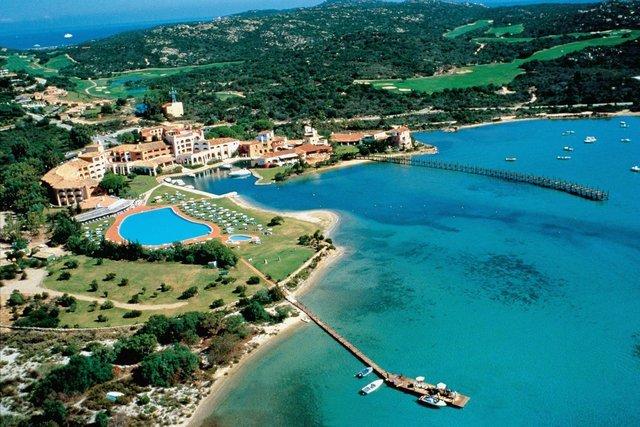 Hotel Cala di Volpe, Costa Smeralda, Sardinia