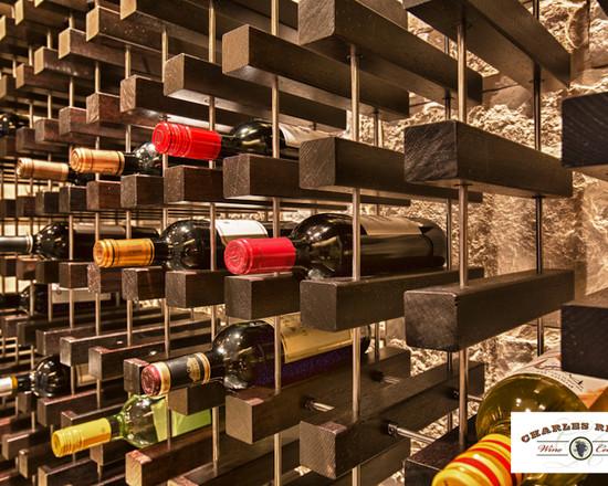 Contemporary Wine Cellar (Boston)