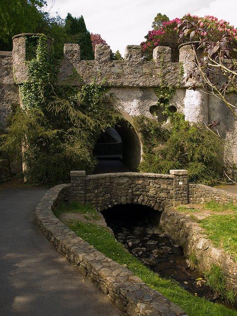 Castle Gate, Tollymore Forest, Bryansford, Northern Ireland